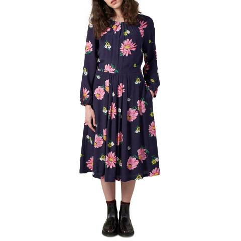 Emily and Fin Autumn Gerberas Stephy Dress