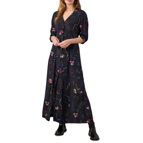 Emily and Fin Navy Felicity Dress