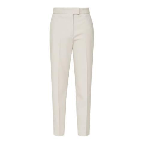 Reiss Stone Twill Slim Trousers