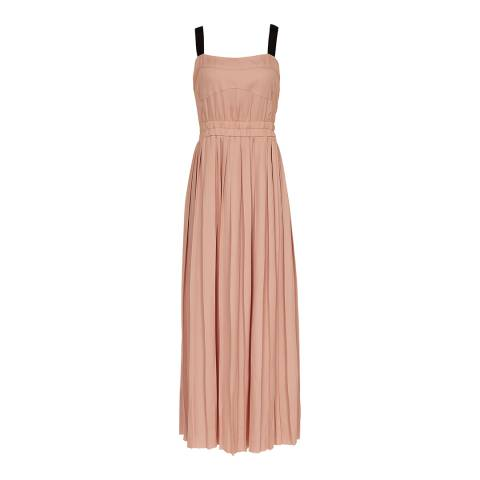 Reiss Blush Luella Day Dress