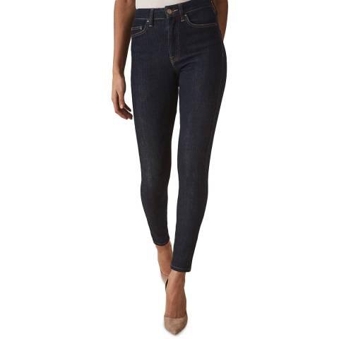 Reiss Indigo Skye Skinny Stretch Jeans