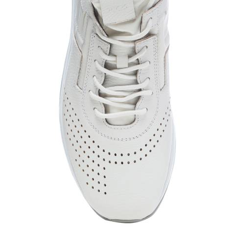 white leather sportivo sneakers  casual shoes  shoes