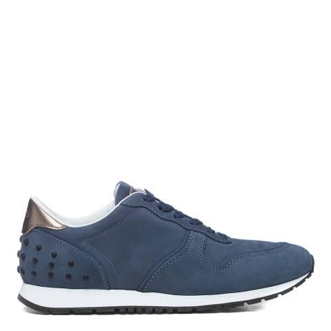 Tod's Blue Sportivo Yo Sneakers