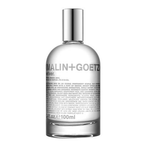Malin + Goetz Vetiver Eau De Parfum 100ml