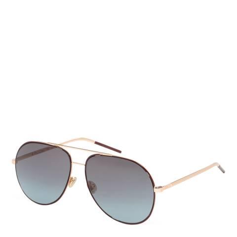 Dior Women's Gold Dior Sunglasses 59mm