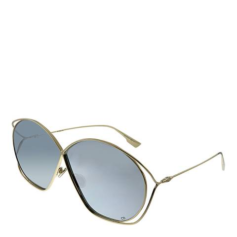 Dior Women's Gold Dior Sunglasses 68mm
