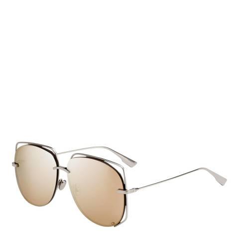 Dior Women's Silver Dior Sunglasses 61mm