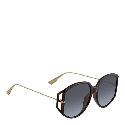 Dior Women's Brown Dior Sunglasses 54mm