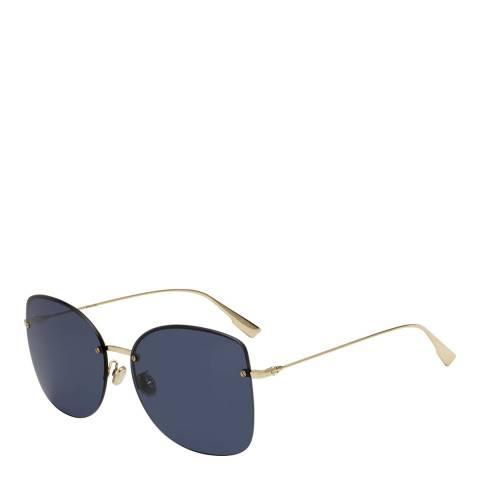 Dior Women's Gold Dior Sunglasses 62mm