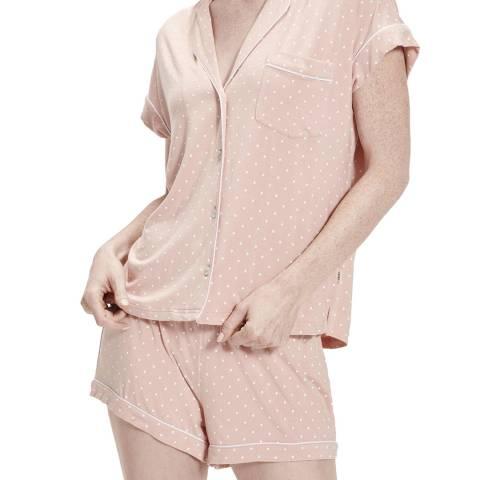 UGG Pink Amelia Short Pyjama Set