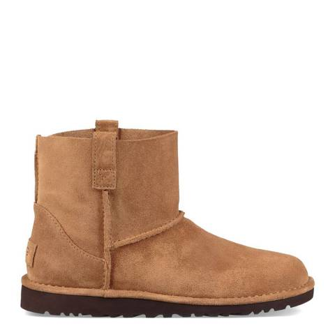 UGG Chestnut Unlined Mini Classic Boot