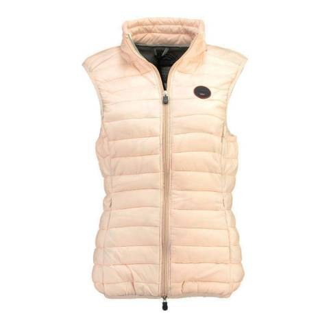 Geographical Norway Pink Vafne Basic Gilet