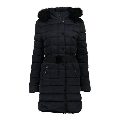 Geographical Norway Navy Anemone Parka