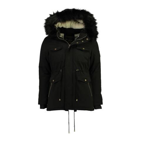 Geographical Norway Black Ampuria Jacket