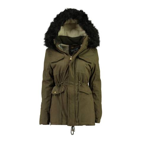 Geographical Norway Khaki Ampuria Jacket