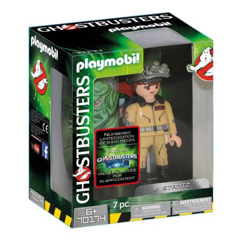 Playmobil Ghostbusters Collector's Edition R. Stantz
