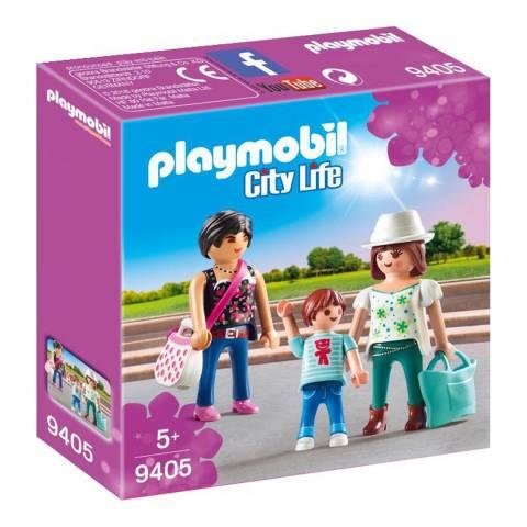 Playmobil City Life Shoppers
