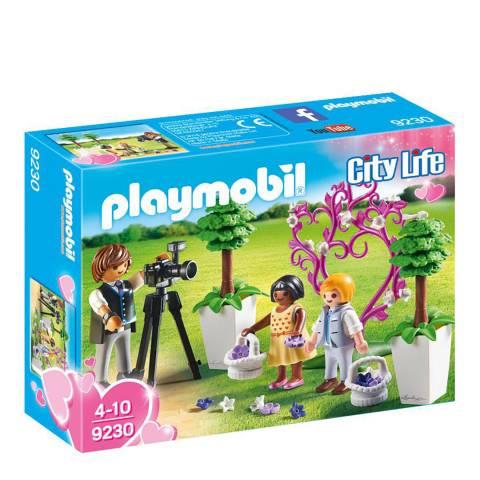 Playmobil Children with Photographer