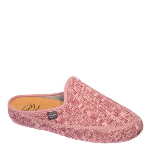 Scholl Rose Maddy Melwool Slippers