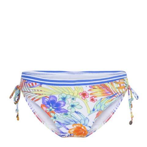 LingaDore Floral Print Bossa Bikini Brief