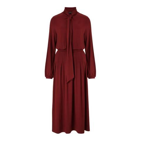 Baukjen Oxblood Cosette Dress