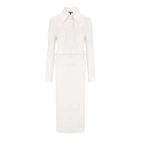 Baukjen Soft White Elle Dress