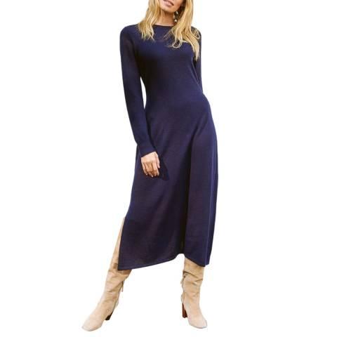 Baukjen Classic Navy Amelia Dress