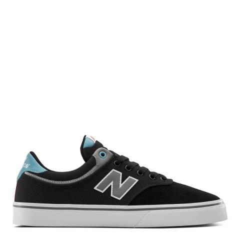 New Balance Black Numeric 255 Sneaker
