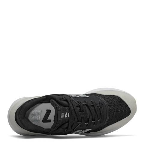 New Balance Black 997 Sport Sneaker
