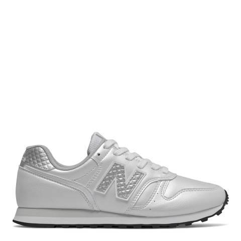 New Balance Silver 373 Sneaker
