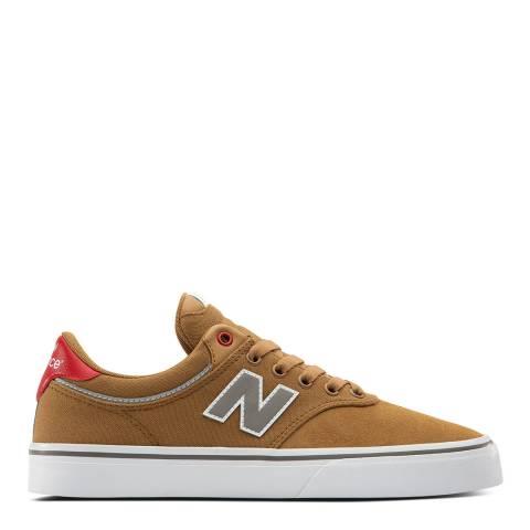 New Balance Brown Numeric 255 Sneaker