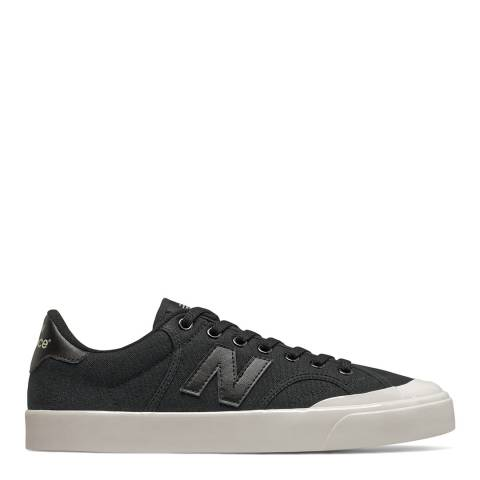 New Balance Black PRO Court Sneaker