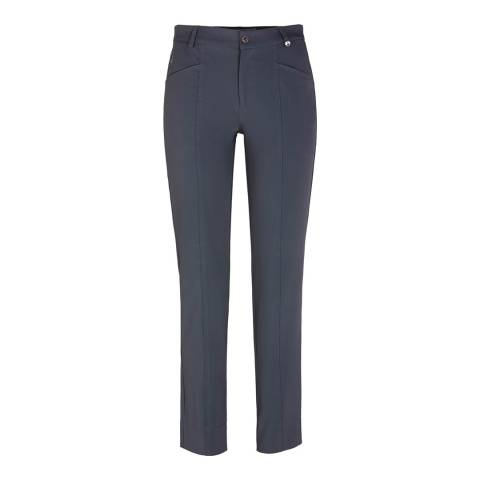 GOLFINO Silver Dark Trousers