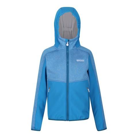 Regatta Blue Aster Bracknell II Softshell Jacket