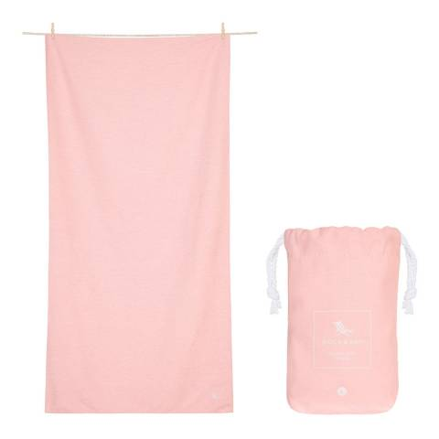 Dock & Bay Active Large Towel, Island Pink