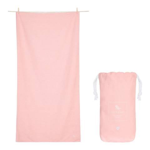 Dock & Bay Active XL Towel, Island Pink