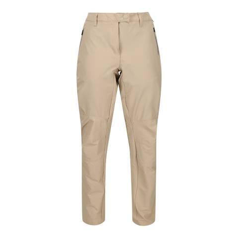 Regatta Beige Highton Trousers