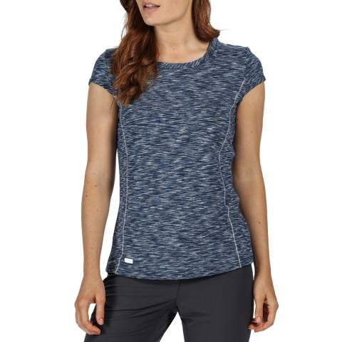 Regatta Dark Blue Hyperdimension T-Shirt