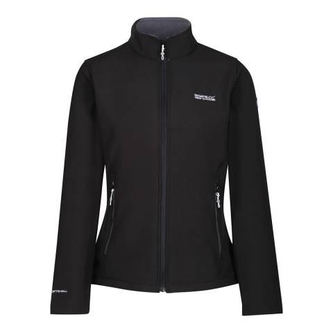 Regatta Black Connie IV Soft Shell Jacket