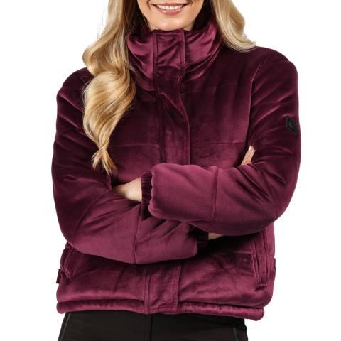 Regatta Women's Prune Elbury Puffer Jacket