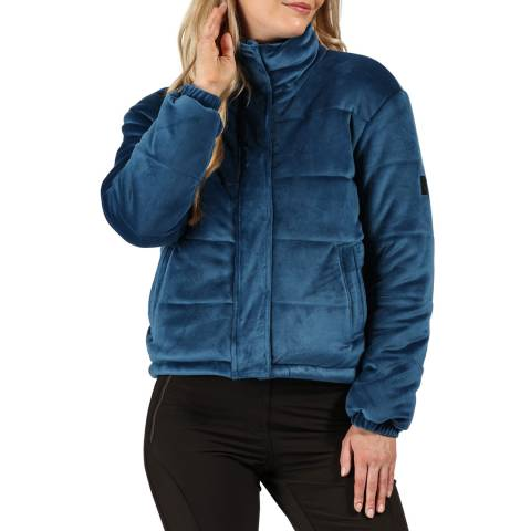 Regatta Women's Blue Elbury Puffer Jacket