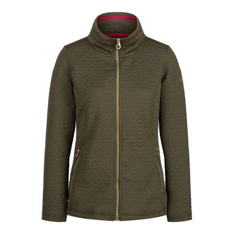 Regatta Green Subira Fleece Top