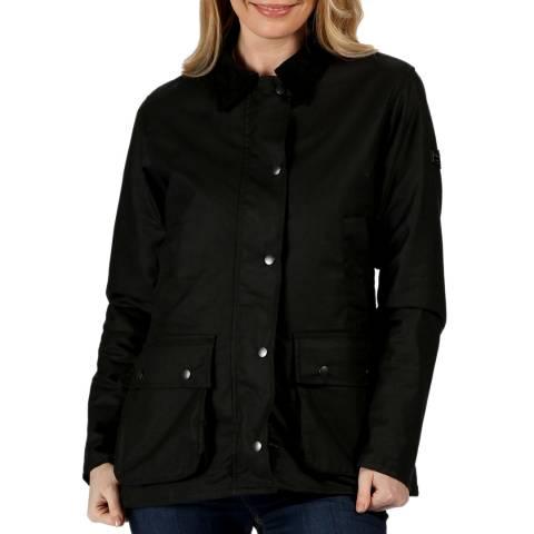 Regatta Black Lady Country Jacket