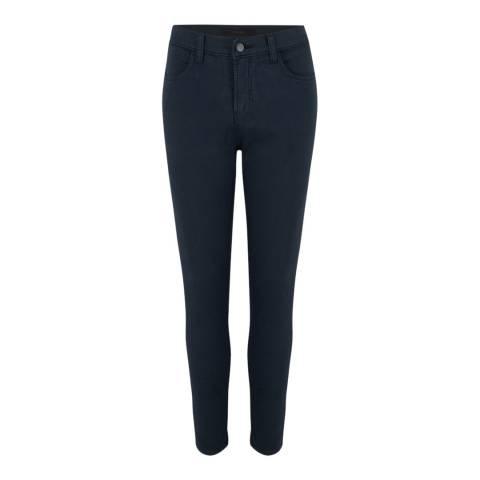 J Brand Midnight Alana Skinny Stretch Jeans