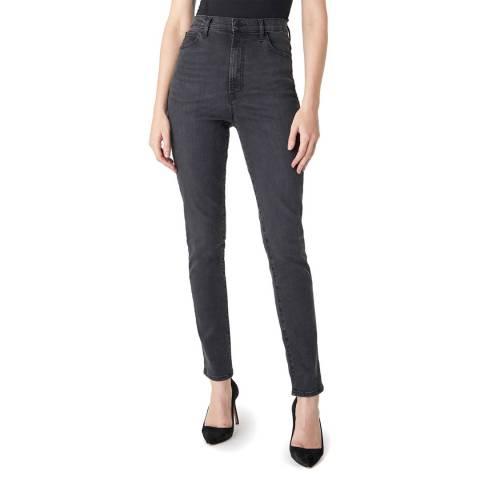 J Brand Black 1212 Runway Slim Stretch Jeans