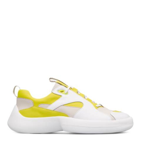 Camper White/Yellow ABS Sneaker