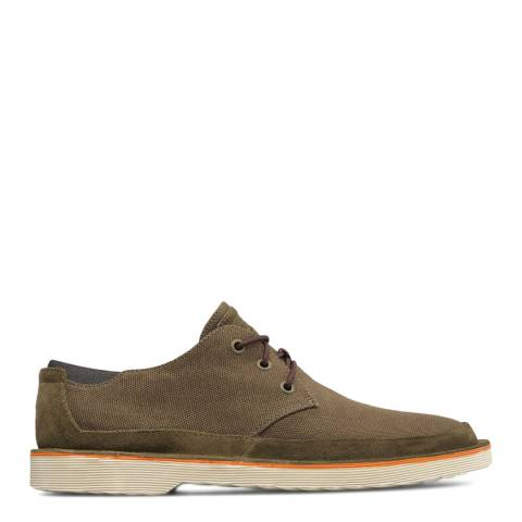 Camper Dark Green Morrys Casual Shoes