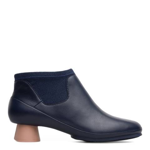 Camper Navy Alright Ankle Chelsea Boot