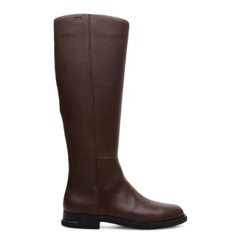 Camper Brown Iman High Knee Boot