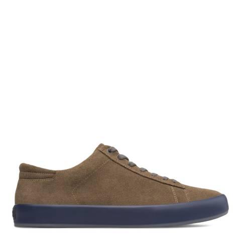 Camper Medium Brown Andratx Sneaker
